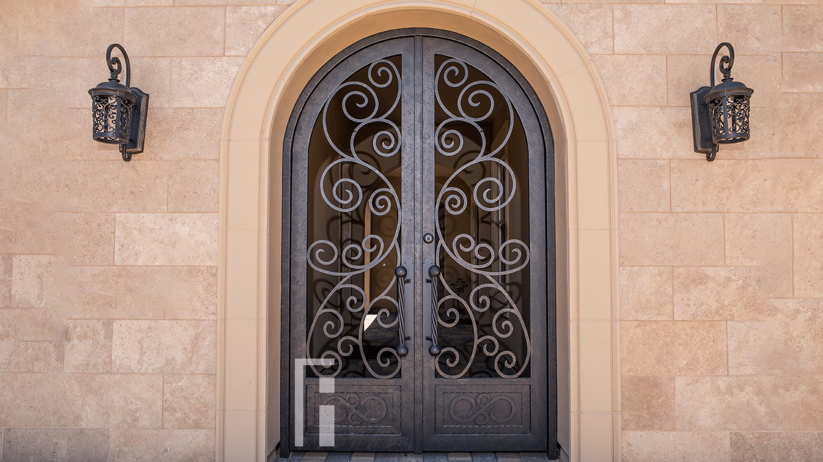 Gallery Iron Security Door Gate Designs First Impression Ironworks