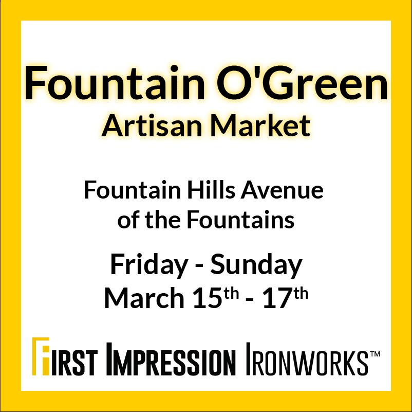 Fountain O'Green Artisan Market