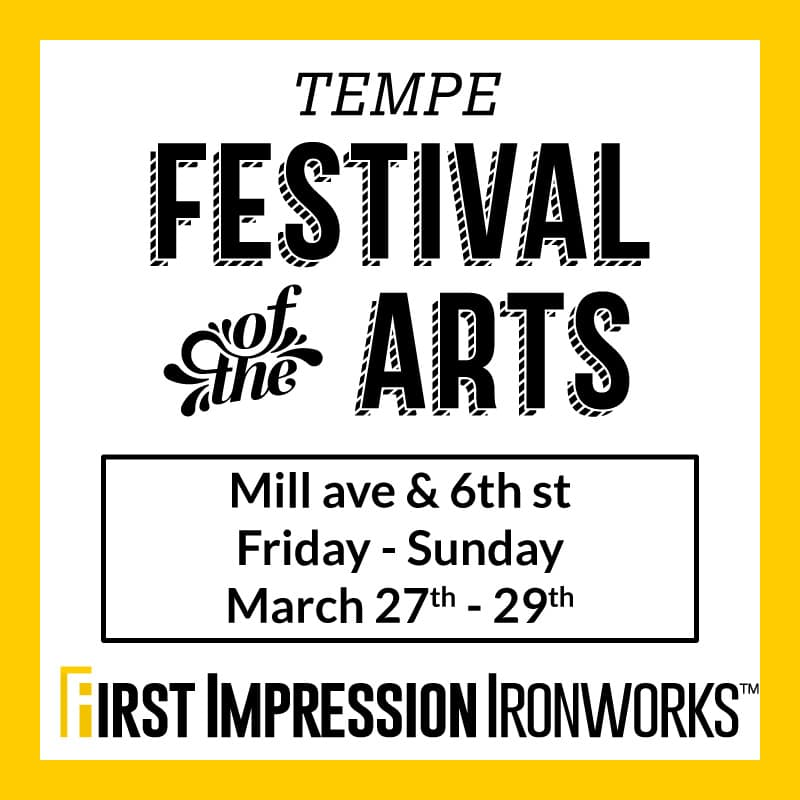 Spring Tempe Festival of the Arts