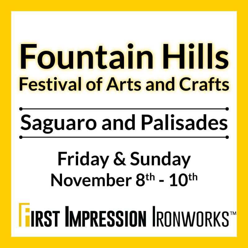 Fountain Hills Festival of Fine Arts and Crafts