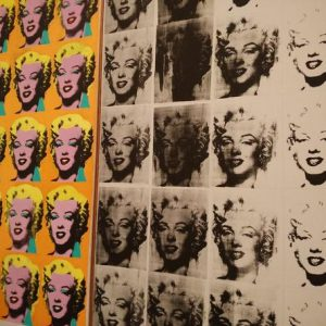 Andy Warhol - Marilyn Monroe Painting