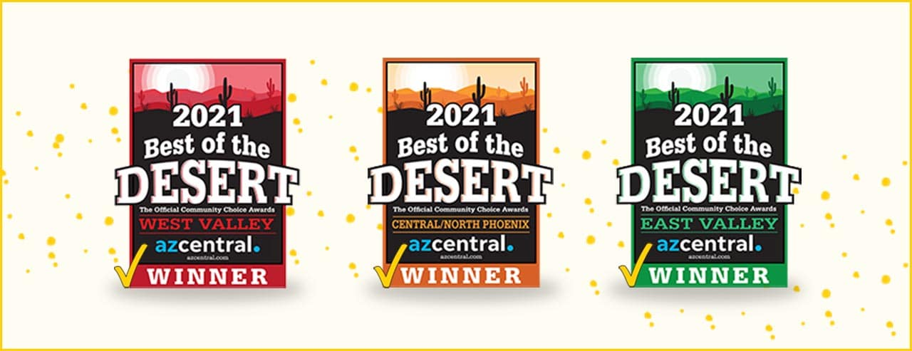 Best of the Desert First Impression Ironworks