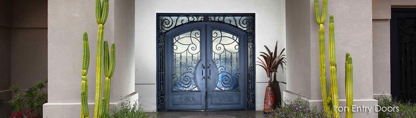 wrought front entry doors custom pin door iron