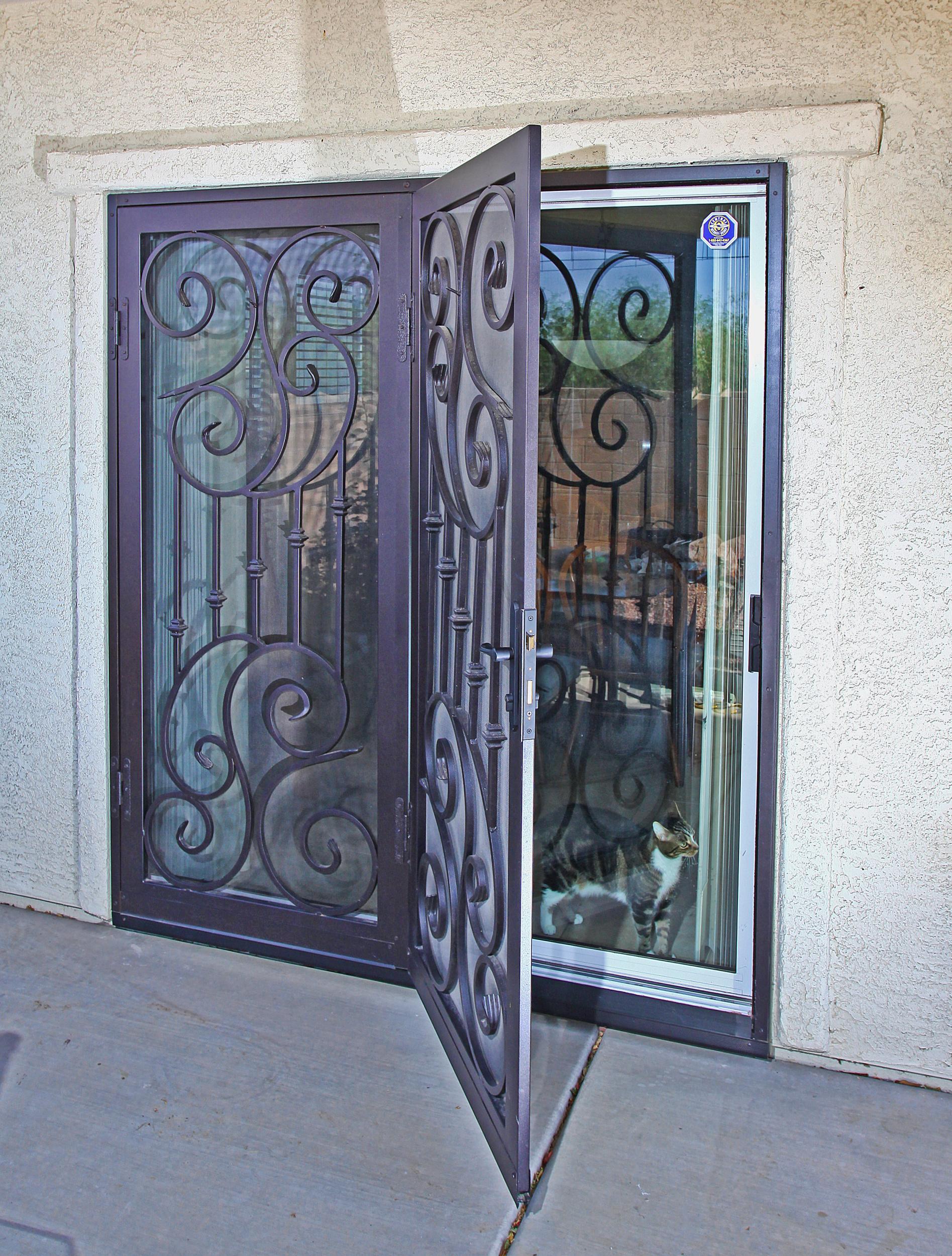 Security Door Terminology Anatomy Of A Security Door