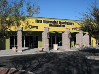 first impression security doors tucson